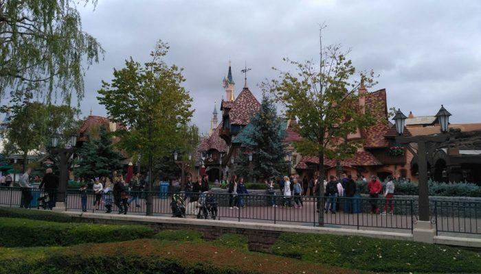 Cu Gavroche la Paris - Disneyland 5