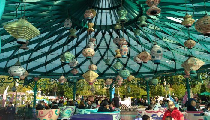 Cu Gavroche la Paris - Disneyland 9