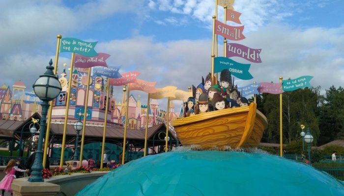 Cu Gavroche la Paris - Disneyland 11