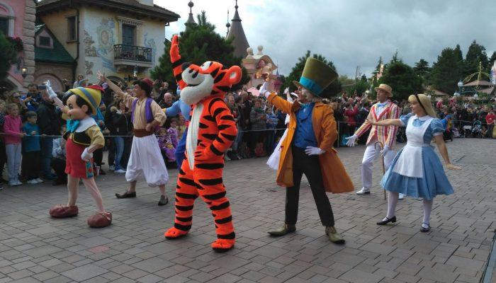 Cu Gavroche la Paris - Disneyland 12