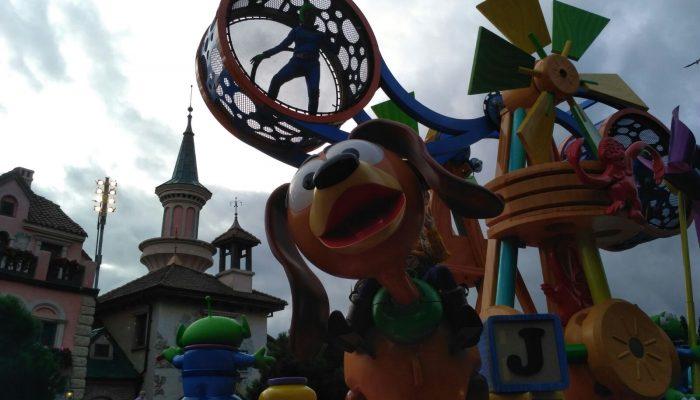 Cu Gavroche la Paris - Disneyland 13