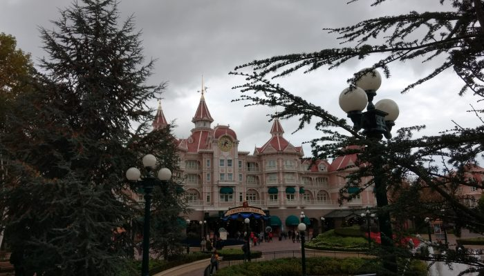 Cu Gavroche la Paris - Disneyland 1