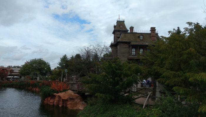 Cu Gavroche la Paris - Disneyland 3