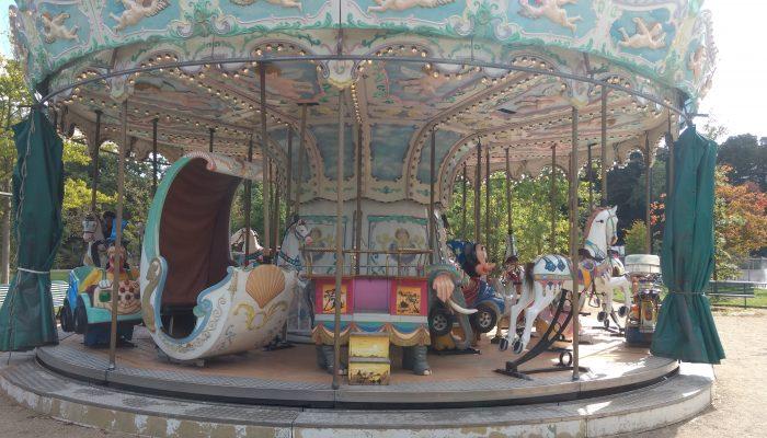 Cu Gavroche la Paris - Jardin 1