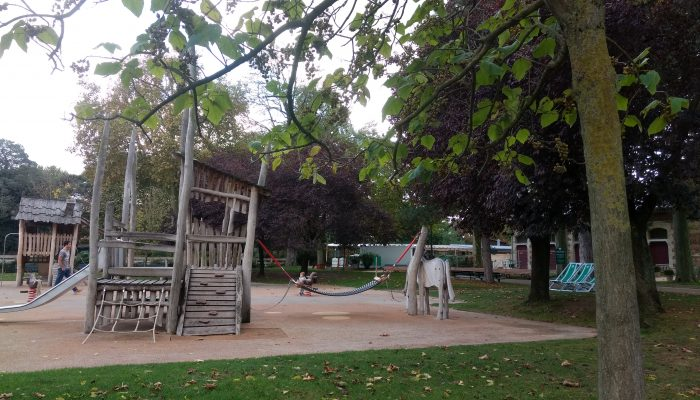 Cu Gavroche la Paris - Jardin 6