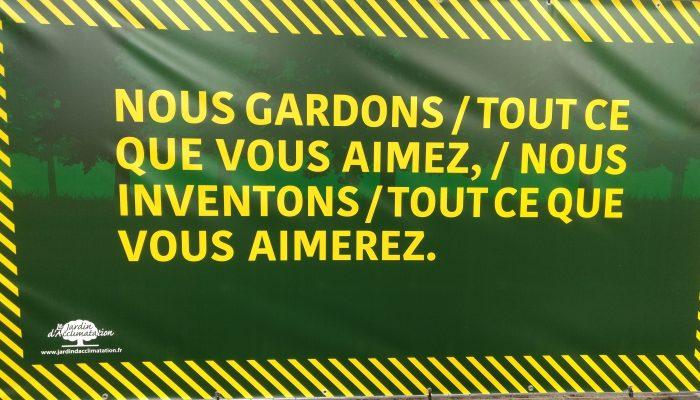 Cu Gavroche la Paris - Jardin 7