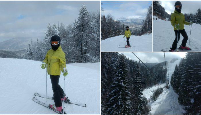 Vacanță cu bunici, schi și vărsat de vânt (II) 1