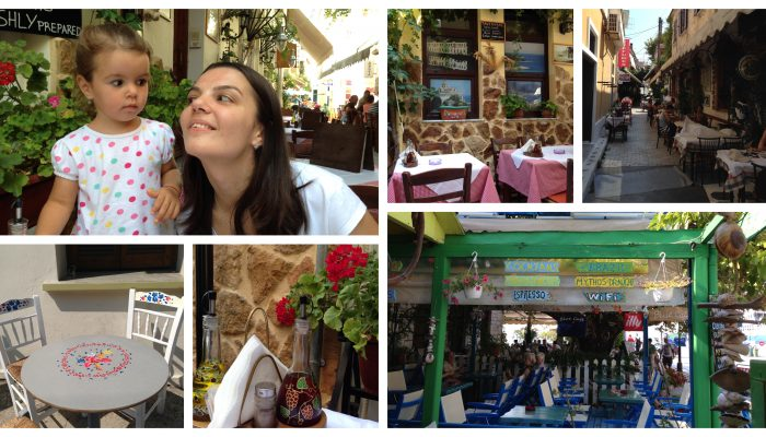 Dimineți în Thasos (II)