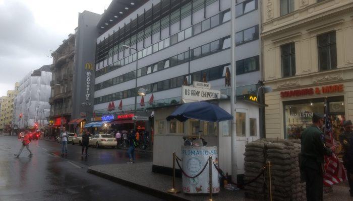 Berlin - Ziua întâi