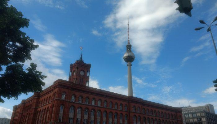 Berlin - ziua a patra